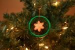 2012 snowflake ornament ontree
